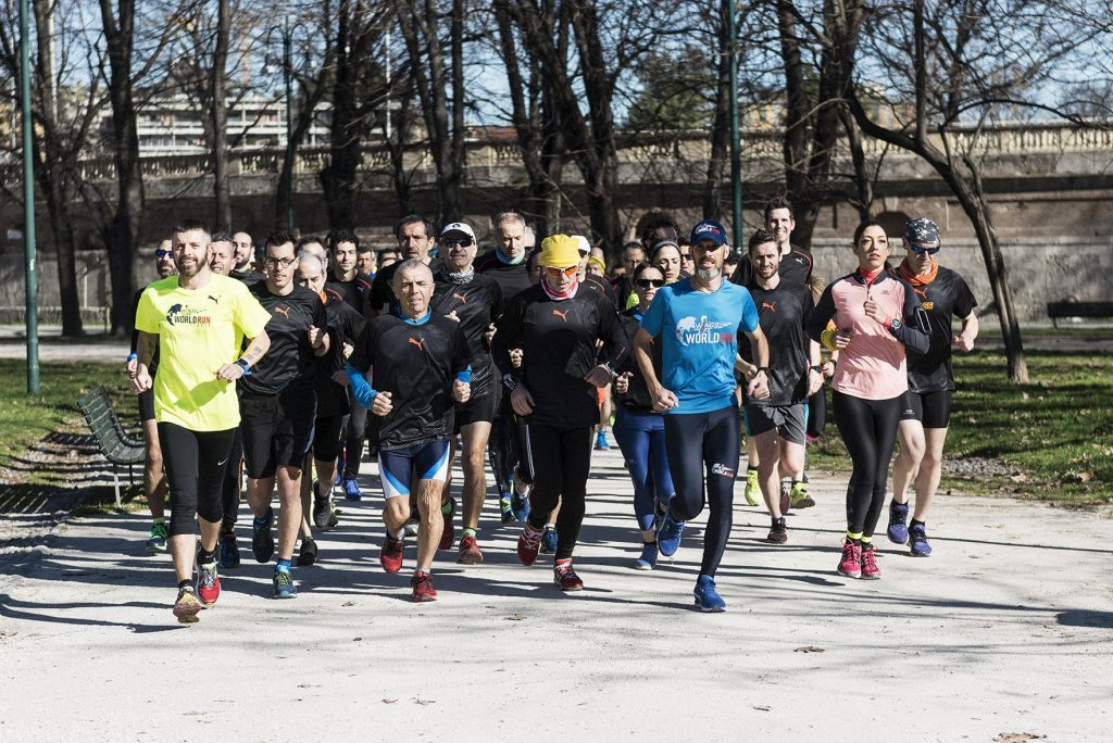 GENNY DI NAPOLI È IL COACH DELL'ULTIMA, IMPERDIBILE RUNNING CLASS DELLA WINGS FOR LIFE WORLD RUN