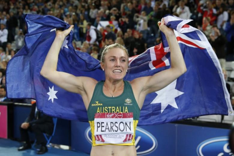 Sally Pearson torna sul tetto del Mondo dopo gli infortuni