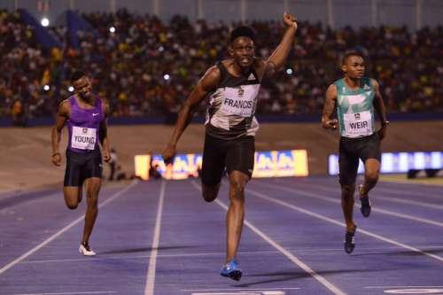 Usain Bolt perde il compagno di allenamento Francis, correrà per la Gran Bretagna