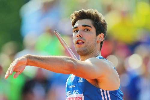 Il giavellottista greco Ioánnis Kiriazís spara a 88.01, miglior prestazione mondiale 2017- IL VIDEO