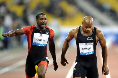 Powell, Gatlin, Collins e Veronica Campbell-Brown  protagonisti domani al  Grenada Invitational