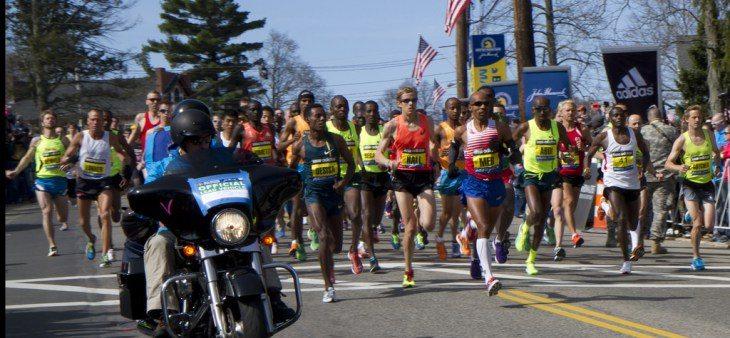 Maratona di Boston, a pasquetta l'edizione numero 121