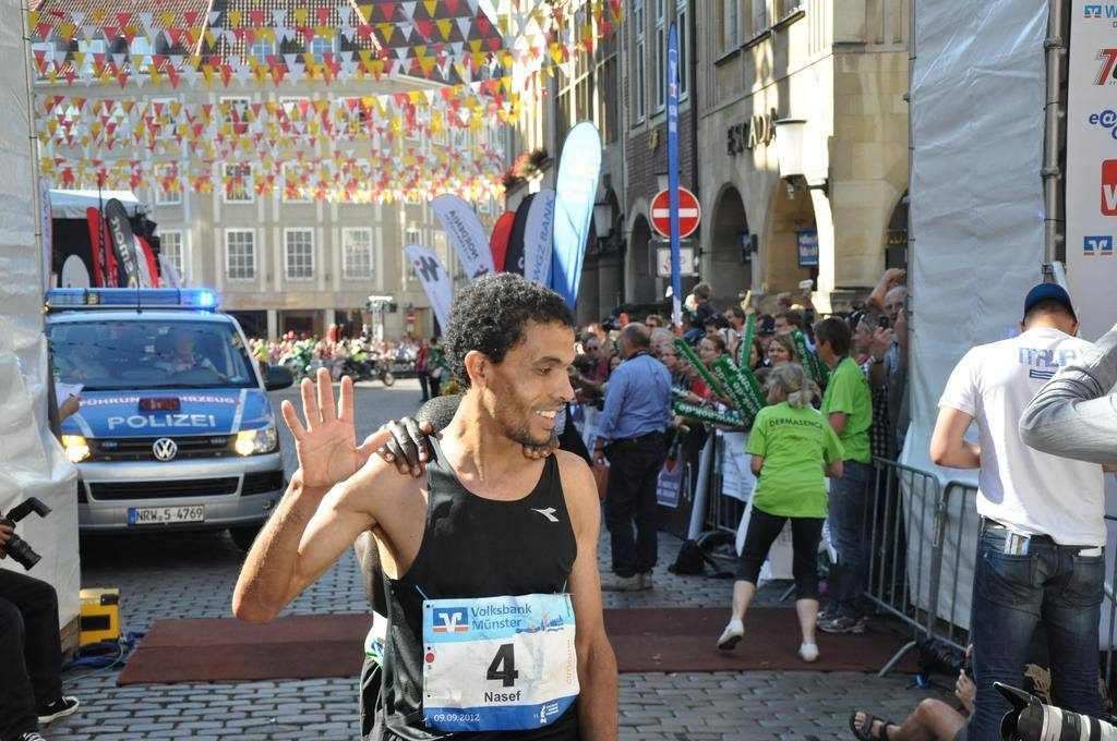 Risultati Maratona di Roma: L'Etiopia vince tutto, settimo l'azzurro Ahmed Nasef