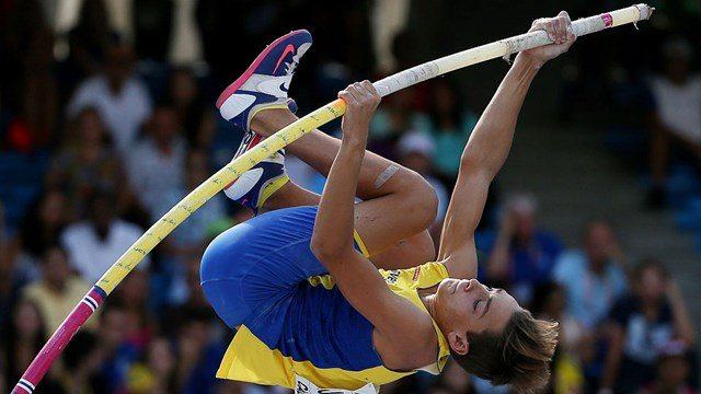 Armand Duplantis eletto atleta europeo del mese