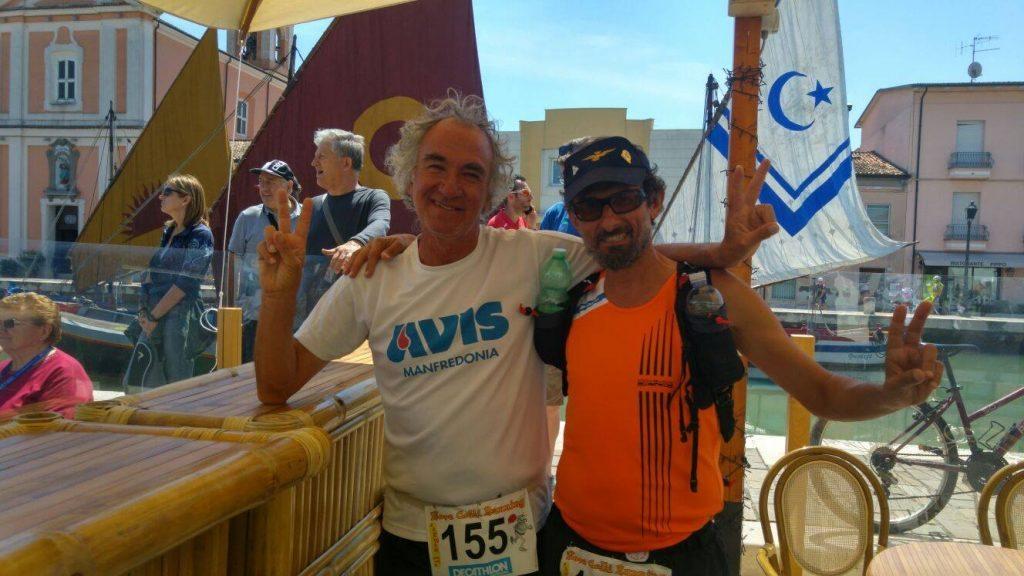 Nove Colli Running, una gara di corsa a piedi della distanza di 202,4 km- di   Matteo SIMONE