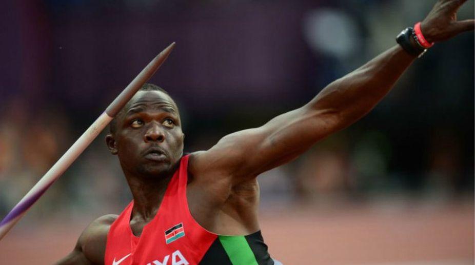 Nel giavellotto a Doha atteso ritorno del Campione del Mondo  Julius Yego