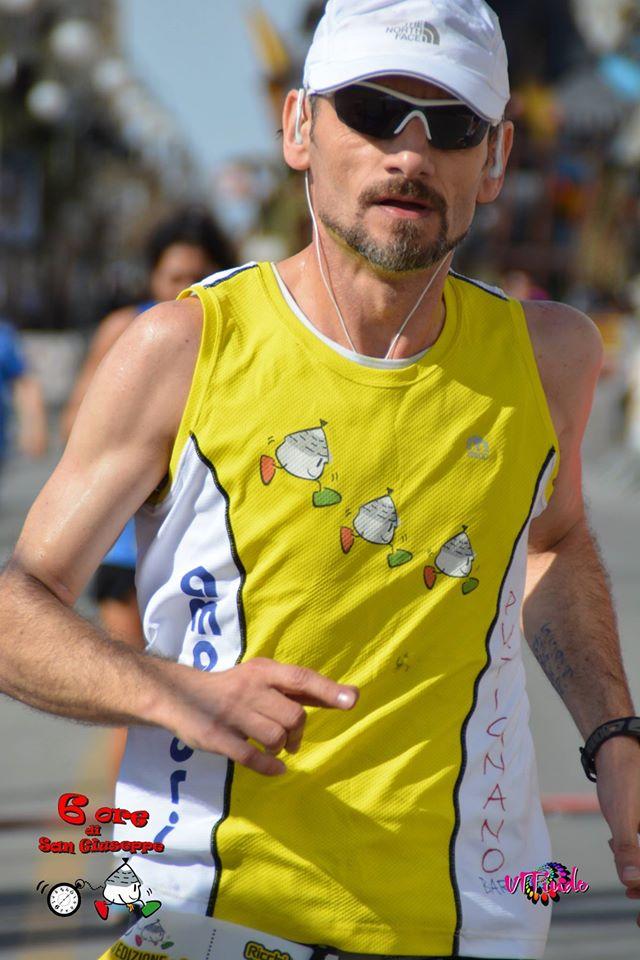 Vito Intini: Una bella vittoria alla 12 ore di Firenze nel Parco delle Cascine- di  Matteo Simone