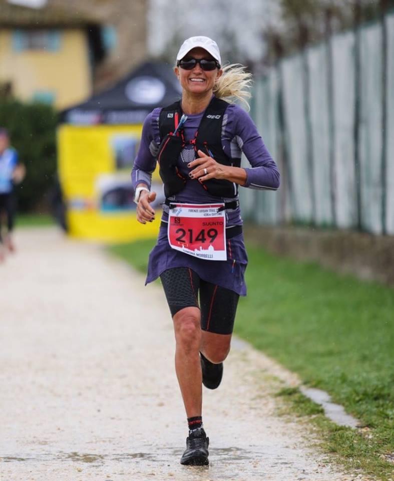 Simona Morbelli vincitrice assoluta del Tor des Chateaux, ultratrail di 100k- di   Matteo Simone