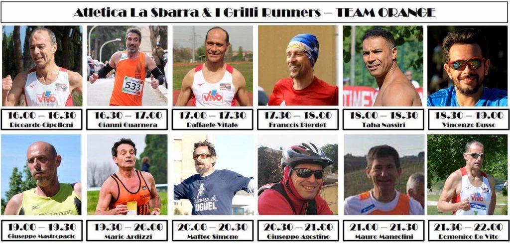 Sport against violence, vince La Sbarra & I Grilli Runners, uomini e donne- di  Matteo SIMONE