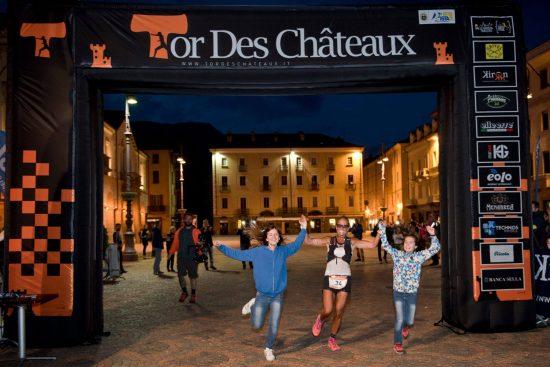 Simona Morbelli vince la 100km del Tor des Chateaux in relax totale- di  Matteo Simone