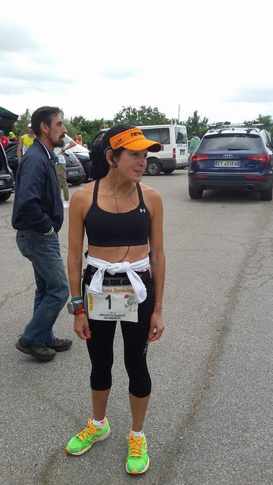 Brenda bissa la vittoria alla Nove Colli running, gara di corsa a piedi di 202,4km- di  Matteo SIMONE