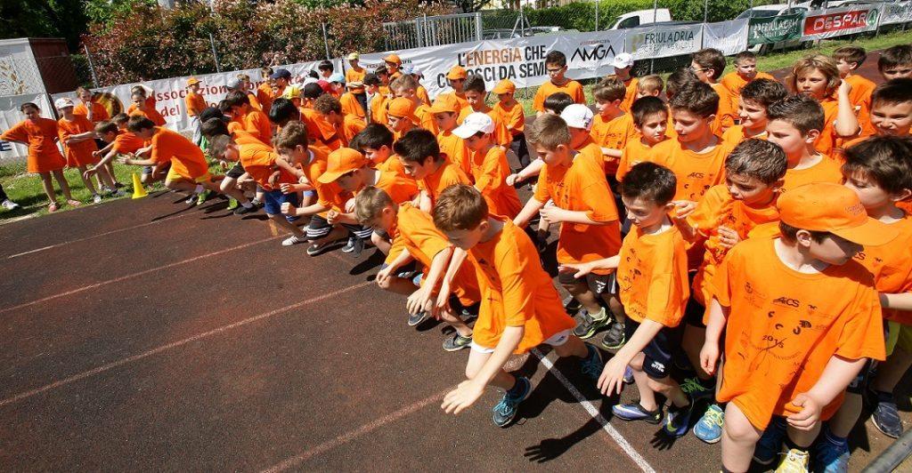 21° Giornate di Sport Cultura e Solidarietà - studenti e disabili in pista per l'integrazione
