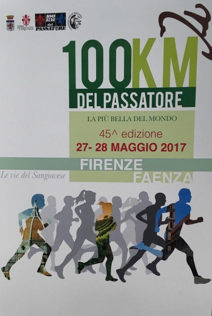 100 km del Passatore, presentata a  Firenze l'edizione 2017