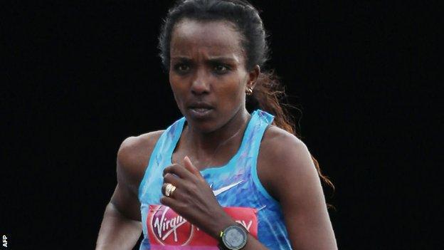 Risultati Great Manchester Run: Vincono Tirunesh Dibaba e Dathan Ritzenhein