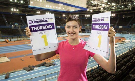 Ecco i minimi per i Campionati mondiali Indoor di Birmingham 2018