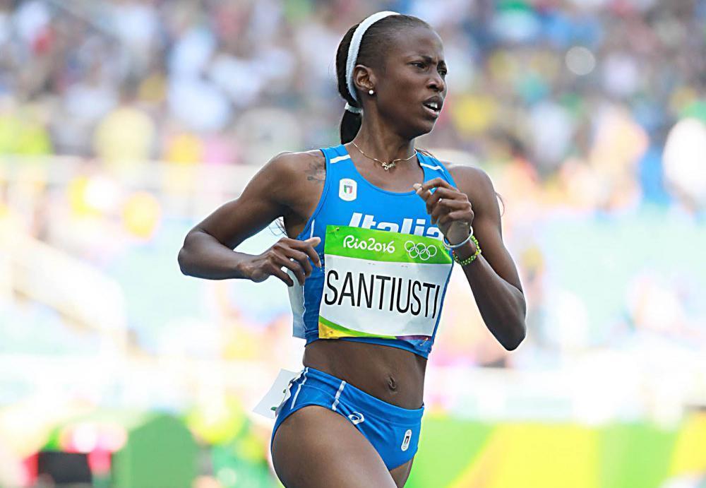 Yusneysi Santiusti  ha vinto gli 800 metri a Montgeron, in Francia