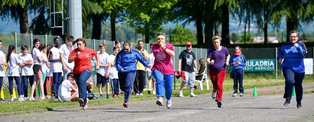 7^ Solidarieà a Reana - mattinata di sport integrato con studenti e disabili