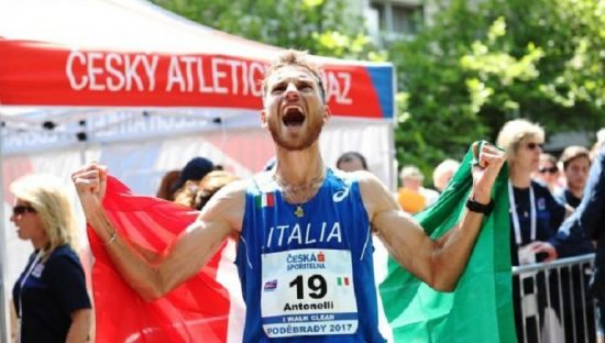 Marcia: Michele Antonelli si racconta, dal coma al bronzo nella Coppa Europa
