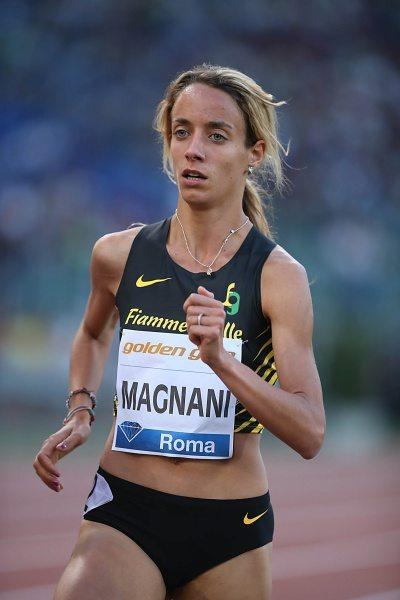 Margherita Magnani domani al via nella tappa della Diamond League di Shanghai