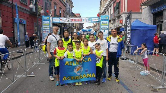 L'Atletica Acerrana protagonista con i suoi atleti del Week-end di gare
