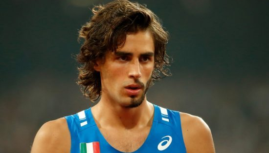 "Gianmarco Tamberi, ""Tornerò in pedana a fine Giugno"""