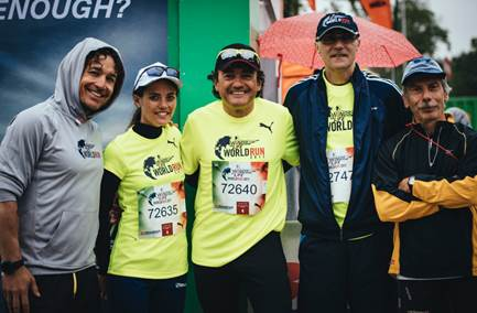 I VOLTI della WINGS FOR LIFE WORLD RUN 2017_ Video e Photogallery