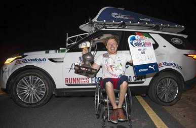 EMOZIONE PURA ALLA WINGS FOR LIFE WORLD RUN 2017