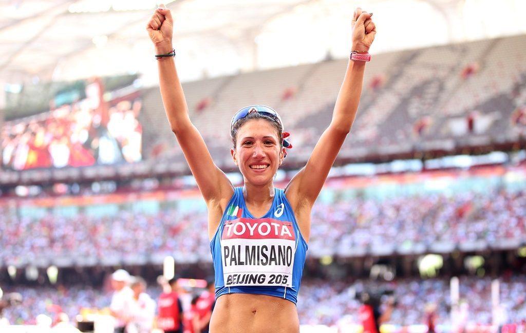 Antonella Palmisano dedica ad  Anna Rita Sidoti la sua splendida vittoria