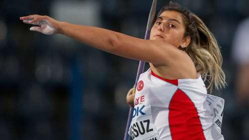 Eda Tugsuz nel giavellotto stabilisce il record europeo Under 23