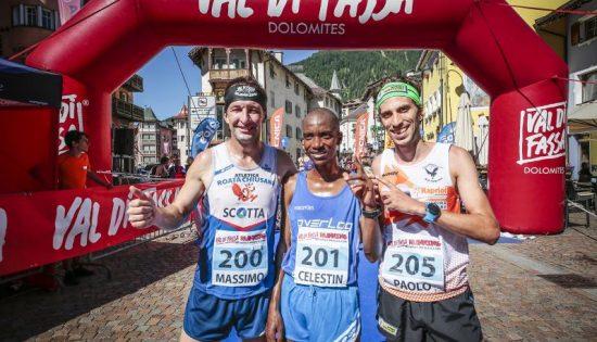 Risultati Val di Fassa Running: vincono Nihorimbere e Magliano