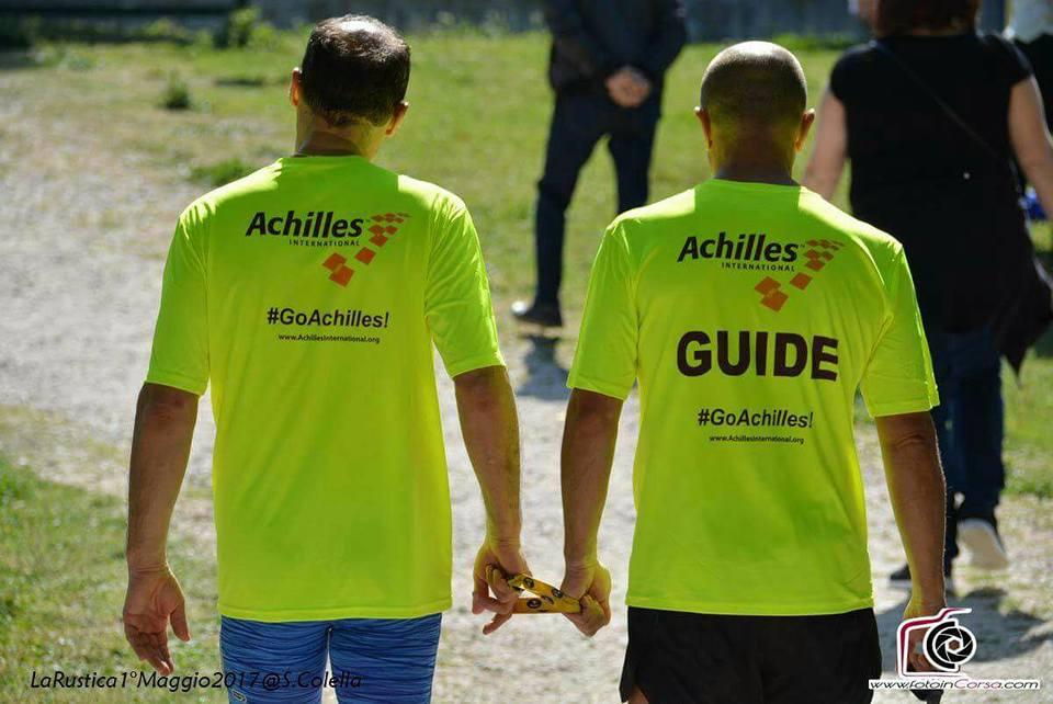 Move Week: Il 1° Giugno a Roma corri e cammina con Achilles International- di Matteo SIMONE