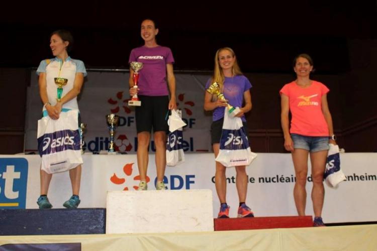 Alice Gaggi vince la Willer-sur-Thur, tappa di corsa in salita della WMRA World Cup