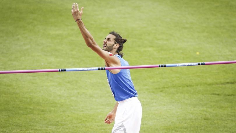 Gianmarco Tamberi è tornato! A sorpresa salta a San Marino