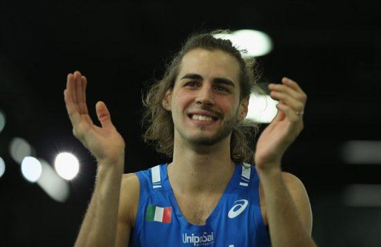 Gianmarco Tamberi, compleanno con l'obiettivo del rientro