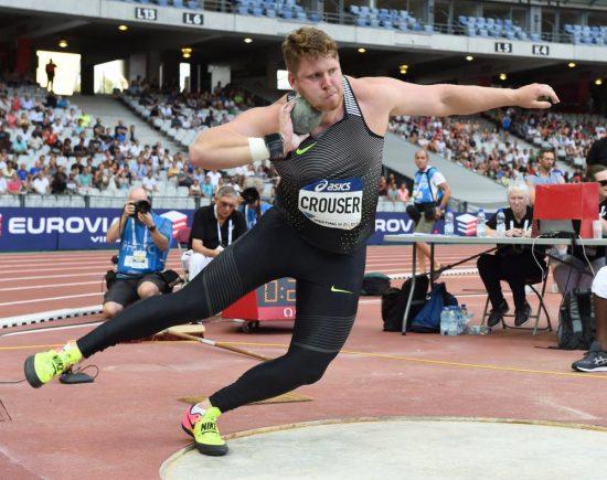 Campionati Usa atletica: nel peso bordate tra  Ryan Crouser e Joe Kovacs