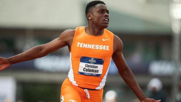Christian Coleman devastante: 9,82 sui 100 in Oregon, record NCAA-IL Video