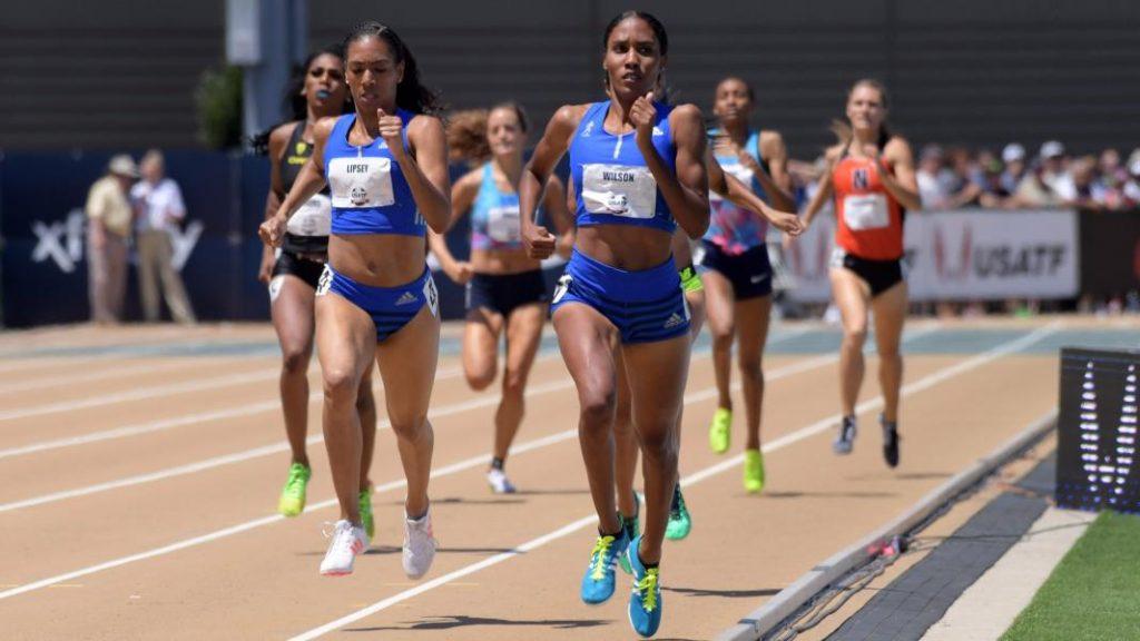 Trials Usa: Ajee' Wilson vince gli 800 metri con un consistente 1:57.78