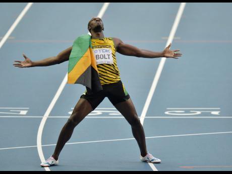 Usain Bolt diventa il settimo atleta più popolare nel mondo