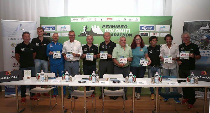 Record d'iscritti alla Primiero Dolomiti Marathon!
