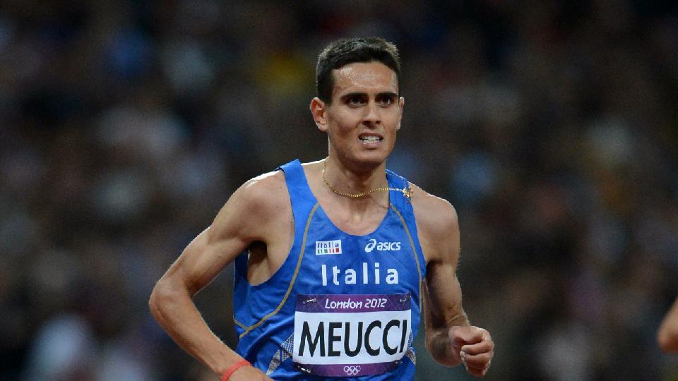 Daniele Meucci nono posto in Olanda sui 10.000 metri