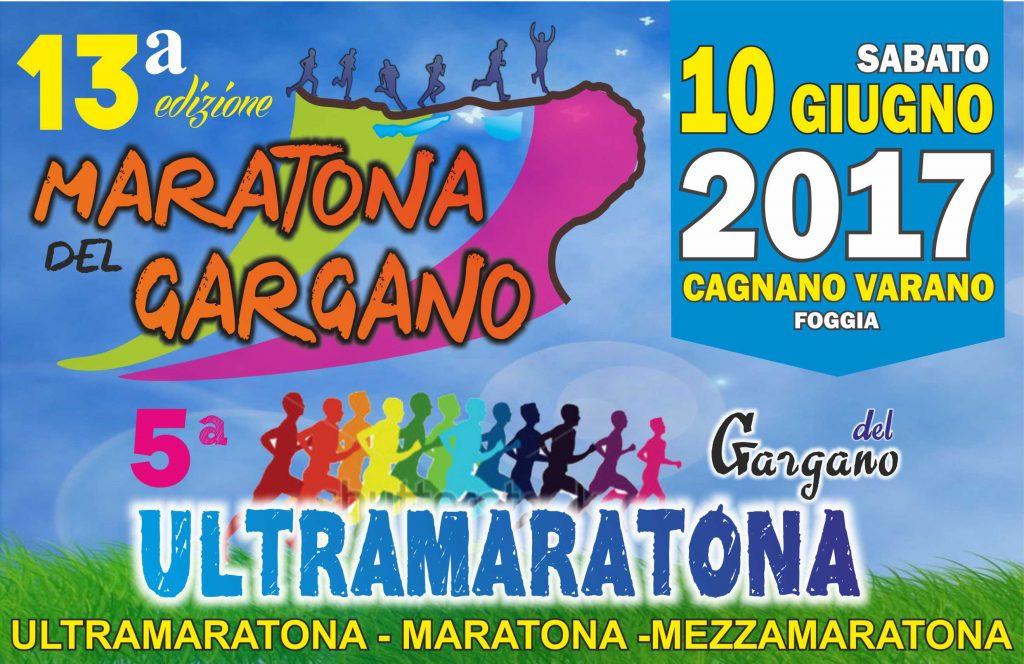 Maratona e Ultramaratona del Gargano, l'appuntamento si rinnova