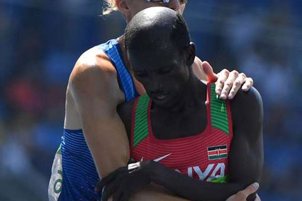 Ezekiel Kemboi da forfait, non parteciperà ai trials keniani per i mondiali