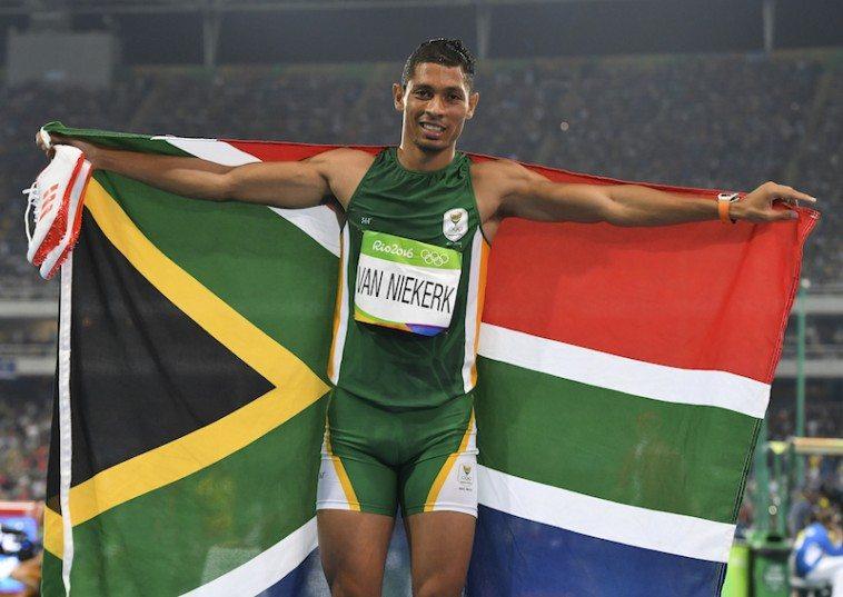 Wayde van Niekerk record del Mondo nei 300 metri ad Ostrava(VIDEO)