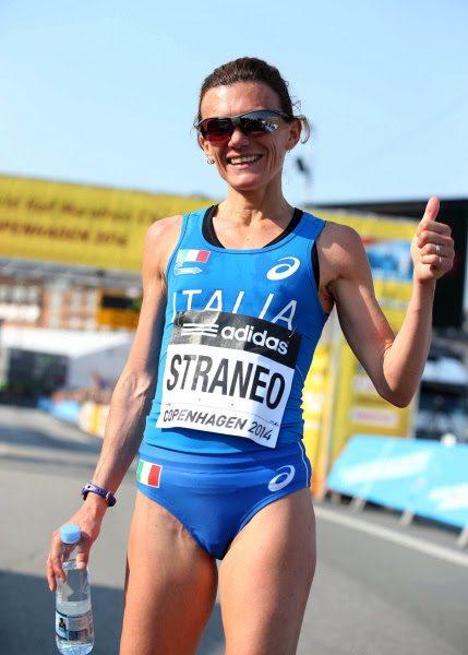 Valeria Straneo lancia il suo video messaggio per la Rome Half Marathon Via Pacis