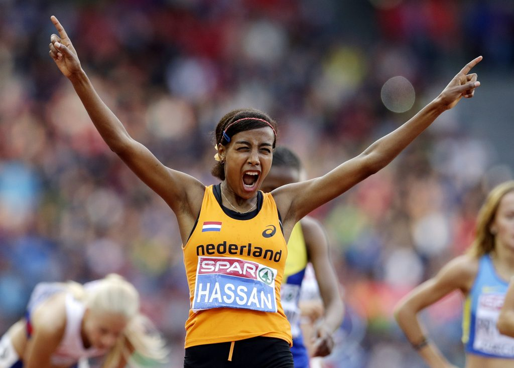 Sifan Hassan vola nei 1500 metri ad Hengelo