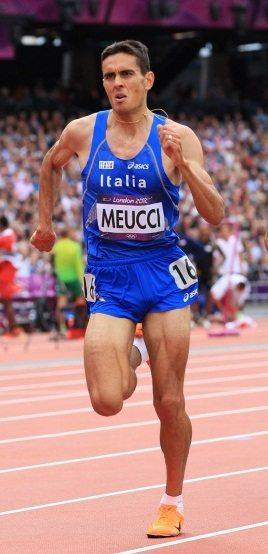 Daniele Meucci domani in gara in Olanda nei 10.000 metri