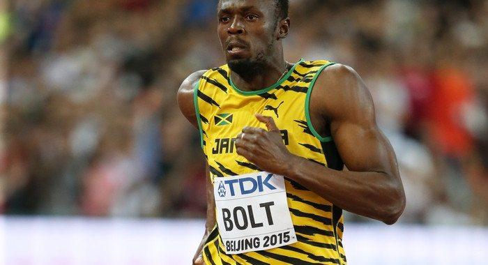 Usain Bolt non correrà i 200 ai mondiali di Londra