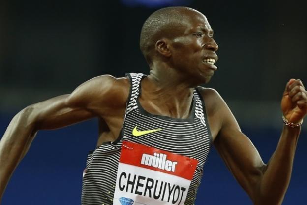 Il video dei 1500 metri di Timothy Cheruiyot, 3:30.77 miglior crono mondiale 2017