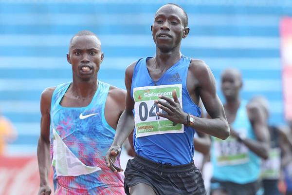 Cyrus Rutto vince i 5000 nei trials keniani per Londra