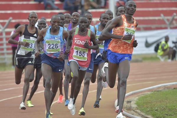 Trials Kenya: KWEMOI del Team di Canova, impressiona sui 1500 metri